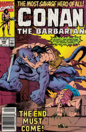 Conan the Barbarian Vol 1 (Marvel - 1970) -240- The End Must Come