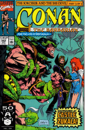 Conan the Barbarian Vol 1 (Marvel - 1970) -243- Dawn and Death-gods