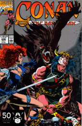 Conan the Barbarian Vol 1 (Marvel - 1970) -246- Chaos in Khoraja