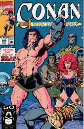 Conan the Barbarian Vol 1 (Marvel - 1970) -248- The peril and the prophecy