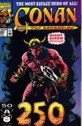 Conan the Barbarian Vol 1 (Marvel - 1970) -250- Chaos beneth Kuthchemes