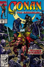 Conan the Barbarian Vol 1 (Marvel - 1970) -252- The dead of the living night