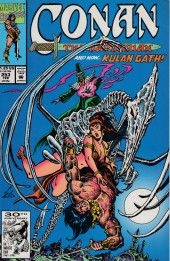 Conan the Barbarian Vol 1 (Marvel - 1970) -253- The pit and the parasite