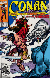 Conan the Barbarian Vol 1 (Marvel - 1970) -258- Savage homecoming