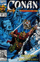 Conan the Barbarian Vol 1 (Marvel - 1970) -259- The mountain where Crom dwells