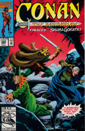 Conan the Barbarian Vol 1 (Marvel - 1970) -260- The second coming of Shuma Gorath