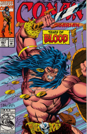 Conan the Barbarian Vol 1 (Marvel - 1970) -261- Scarlet tears