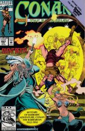 Conan the Barbarian (1970) -263- The voice of Moloq