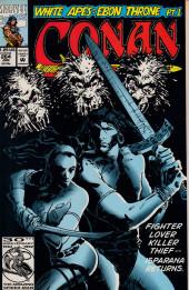 Conan the Barbarian (1970) -264- White apes and ebon thrones