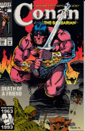 Conan the Barbarian Vol 1 (Marvel - 1970) -268- Death comes creeping