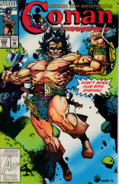 Conan the Barbarian Vol 1 (Marvel - 1970) -269- When mountains walk