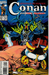 Conan the Barbarian Vol 1 (Marvel - 1970) -271- The devourer comes to dark valley
