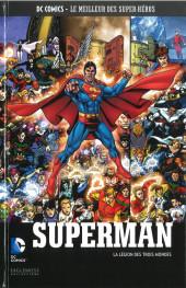 DC Comics - Le Meilleur des Super-Héros -67- Superman - La Légion des Trois Mondes