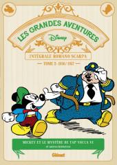 Les grandes aventures Disney de Romano Scarpa -2- Mickey et le Mystère de Tap Yocca VI et autres histoires (1956-1957)