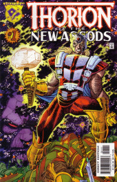 Thorion of the New Asgods (Amalgam Comics - 1997) -1- Thorion the Hunter!