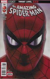 Amazing Spider-Man (The) (Marvel Legacy - 2017) -796- Threat Level: Red Part 3