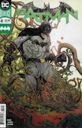 Batman (2016) -41A- Everyone Loves Ivy, Part One