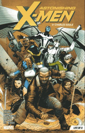 Astonishing X-Men (2017) -INT01- Life of X