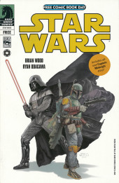 Free Comic Book Day 2013 - Star Wars / Avatar, the Last Airbender