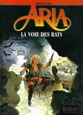 Aria -22- La voie des rats