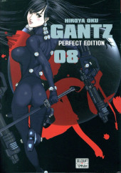 Gantz (Perfect Edition) - Tome 8