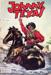 Johnny Texas -38- Numéro 38