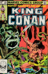 King Conan (1980) -15- The Looters of R'sham