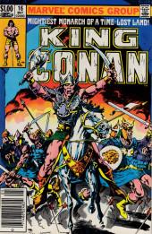 King Conan (1980) -16- Blood of Aquilonia