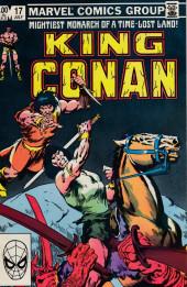King Conan (1980) -17- A Tyrant in Amber