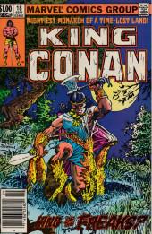 King Conan (1980) -18- The Devil of Darfar