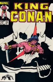 King Conan (1980) -19- Bones and a Blade