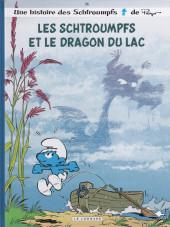 Les schtroumpfs -36- Les Schtroumpfs et le dragon du lac