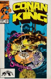 Conan the King (1984) -22- The black dragons
