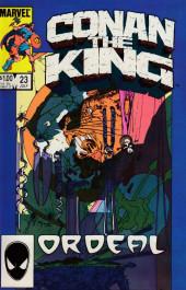 Conan the King (1984) -23- Ordeal