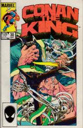 Conan the King (1984) -30- Revenge on the Black River