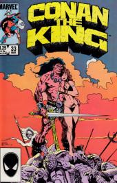 Conan the King (1984) -33- Day of Wraith
