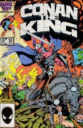 Conan the King (1984) -35- The Ravaged Land