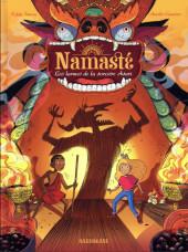 Namasté -3- Les larmes de la sorcière Asuri