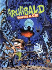 Archibald (Kim) -4- Vampire & Cie