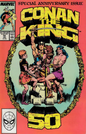 Conan the King (1984) -50- Night Winds