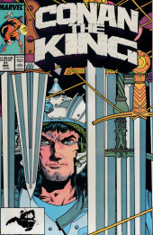Conan the King (1984) -51- Night Justice