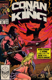 Conan the King (1984) -54- Night Hunt