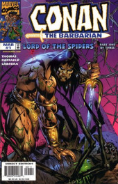 Conan the barbarian: Lord of the spiders (1998) -1- Conan the barbarian: Lord of the spiders part one of three