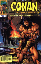 Conan the barbarian: Lord of the spiders (1998) -2- Conan the barbarian: Lord of the spiders part two of three