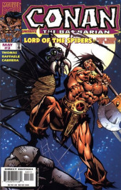 Conan the barbarian: Lord of the spiders (1998) -3- Conan the barbarian: Lord of the spiders part three of three