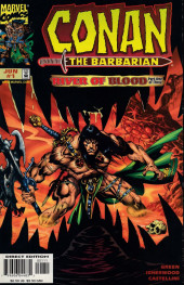 Conan the barbarian: River of blood (1998) -1- Conan the barbarian: River of blood part one of three