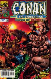 Conan the barbarian: River of blood (1998) -3- Conan the barbarian: River of blood part three of three