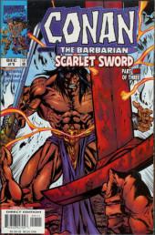 Conan the Barbarian: Scarlet Sword (1998) -1- Conan the barbarian: Scarlet sword part one of three