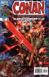 Conan the Barbarian: Scarlet Sword (1998) -2- Conan the barbarian: Scarlet sword part two of three