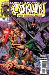 Conan the Barbarian: Scarlet Sword (1998) -3- Conan the Barbarian: Scarlet Sword Part Three of Three
